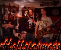 Hellstormers - Rock Band in Macon, Georgia
