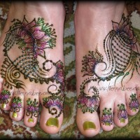 Henna Bee Designs - Children's Party Entertainment in Kamloops, British Columbia
