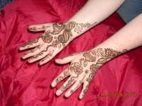 Henna By Harsha - Henna Tattoo Artist in Portland, Oregon