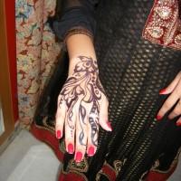 Henna Tatoo - Cake Decorator in La Porte, Texas