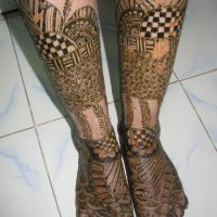 Henna Tattoo Artist - Henna Tattoo Artist / Body Painter in Canton, Michigan