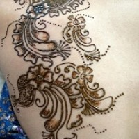Henna Tattoo - Middle Eastern Entertainment in New Brunswick, New Jersey