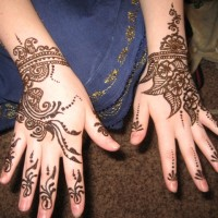 Henna Tattoo - Temporary Tattoo Artist in Wichita, Kansas