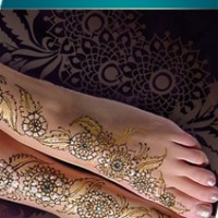 Henna Tattoos NJ - Henna Tattoo Artist in Trenton, New Jersey