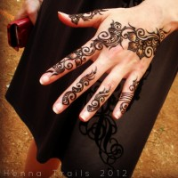 Henna Trails - Henna Tattoo Artist in Chico, California