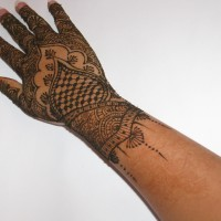 Henna(Mehandi) tatoo artist - Henna Tattoo Artist in Beaverton, Oregon