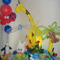 Her Balloon Art - Balloon Twister in Palmdale, California