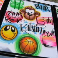 Hess Airbrushing - Airbrush Artist / Children's Party Entertainment in Lorain, Ohio