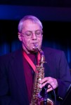 Johnny B on sax