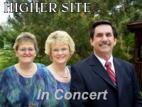 Higher Site - Southern Gospel Group in Asheboro, North Carolina