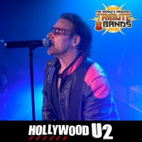 Hollywood U2 - Impersonator in Los Angeles, California