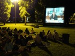 College movie night