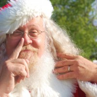 Hoosier Santa - Santa Claus in Marion, Indiana