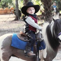Horse Power for kids - Pony Party in Bradenton, Florida