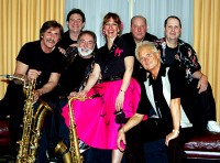The Fabulous Hubcaps - Dance Band in Greenville, North Carolina