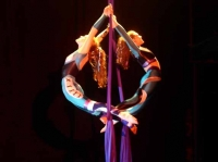 ImaginAerial - Contortionist in Newark, New Jersey