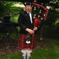 Iain Lang - Bagpiper in Buffalo, New York