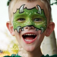Idaho Face Painting - Face Painter in Rigby, Idaho