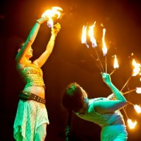 Illuminated Arts and Entertainment - Fire Dancer in Lakewood, Colorado