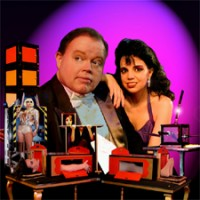 Illusionist John Bundy and Morgan - Las Vegas Style Entertainment in Princeton, New Jersey