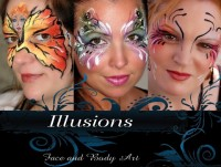 Illusions Face and Body Art - Face Painter in York, Pennsylvania