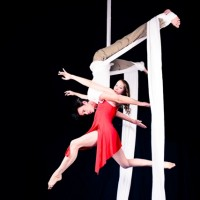 Iluminar Aerial Ltd. - Dancer in Mason City, Iowa
