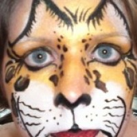 Imagine Faces Fantastic Face Painting - Body Painter in Panama City, Florida