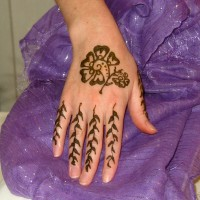 Indigo Moon Henna Events - Henna Tattoo Artist in Irvine, California