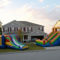 Inflatable Memories, LLC - Tent Rental Company in Columbia, South Carolina