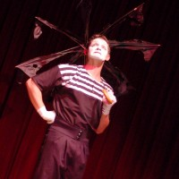 Innovo Physical Theatre - Storyteller in Oshkosh, Wisconsin