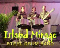 Island Mirage Steel Drum Band - Soca Band in San Diego, California