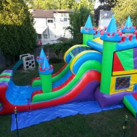 Islandwide Bounce N Slide - Bounce Rides Rentals in Long Island, New York