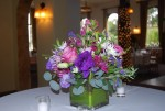 Purplicious Centerpiece