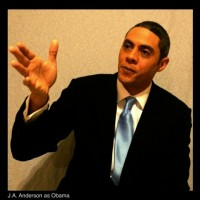 J.A. Anderson - Barack Obama Impersonator in ,