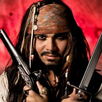 Jack Sparrow Impersonator - Andrew Metzger - Pirate Entertainment in Los Angeles, California