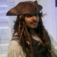 Jack Sparrow Impersonator - Jonathan Kaplan - Pirate Entertainment in Melbourne, Florida