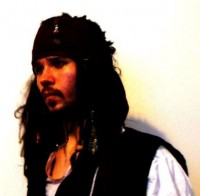 Jack Sparrow/ Johnny Depp Lookalike