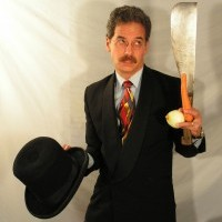 Jack Swersie - Juggler in Reading, Pennsylvania