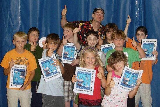 Jack Julus Magic Camp 2008