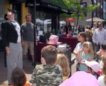 First Sunday Annapolis -Street Magic
