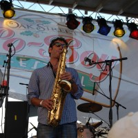 Jacob Leland - Saxophone Player in Stockton, California