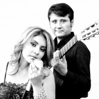 Jacqueline Valderrama & Pepe Flores - Bolero Band in Long Beach, California