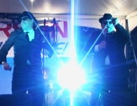 Jake and Elwood on the road again! - Blues Brothers Tribute in Queens, New York