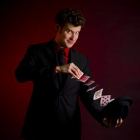 Jake Prosek - Corporate Magician in Canton, Illinois