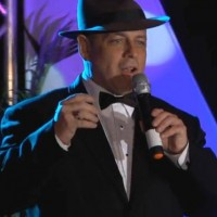 James Young - Rat Pack Tribute Show in Mont-Saint-Hilaire, Quebec