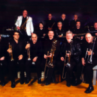 James L. Dean Big Band/ Whiskey Cafe Groove Cats - Big Band / Brass Band in New York City, New York