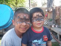 Jammin Jumpers / Air Brush Face Painting - Carnival Games Company in Delano, California