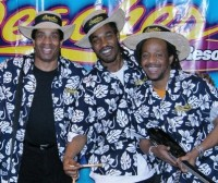 JamxBand - Caribbean/Island Music in Pittsburg, Kansas