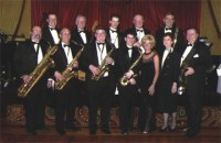 The Jan Garber Orchestra - Jazz Pianist in Dodge City, Kansas