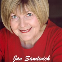 Jan Sandwich - Clown in Rock Springs, Wyoming
